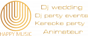 Happy Music - DJ για βάπτιση - ηχητικη κάλυψη εκδηλώσεων