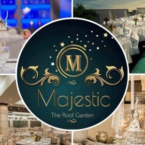Αίθουσα για Βάπτιση Majestic Τhe Roof Garden