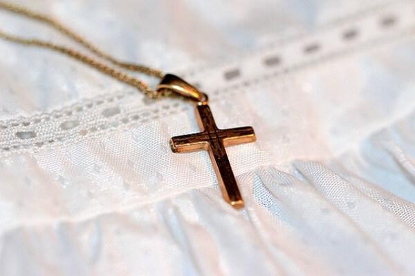 Κοσμήματα βάπτισης κ Βαπτιστικός Σταυρός