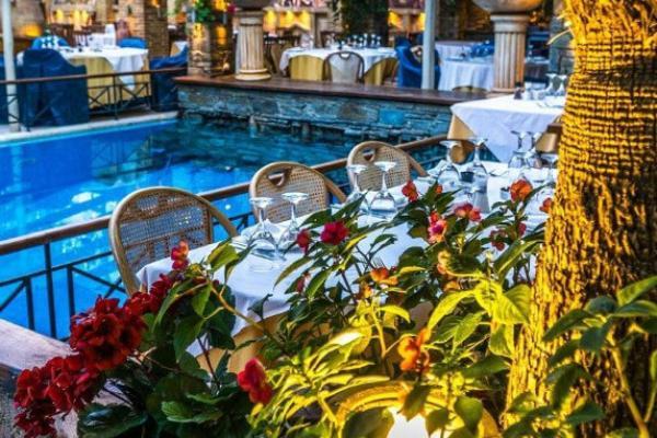 Δεξίωση Βάπτιση Πέτρινο Restaurant Γλυφάδα