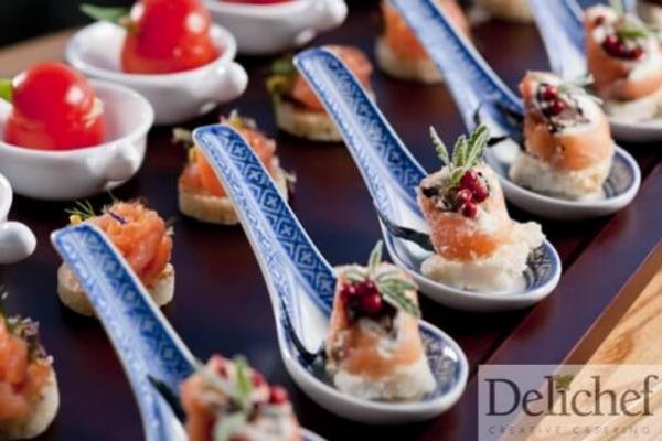 Delichef Creative Catering Γάμου Κηφισιά