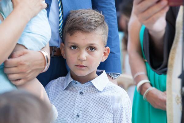 Κτήμα Εφηλένα Βάπτιση στο Κορωπί
