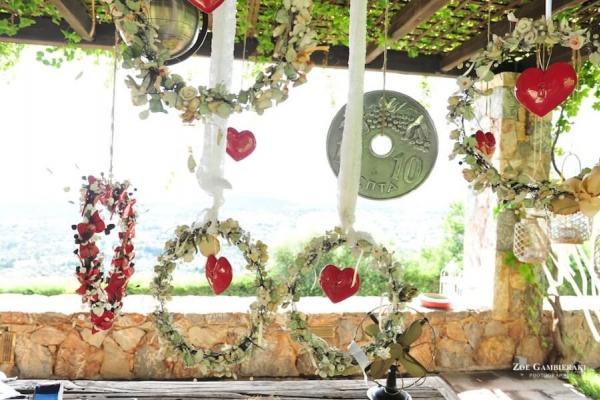 Κτήμα Λάας για τη δεξίωση του γάμου σας
