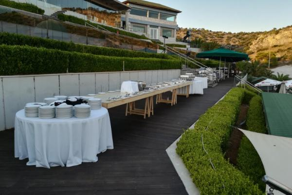 m+m catering services - Catering Βάπτισης