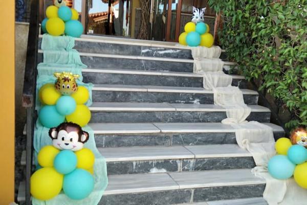 Paradise Hall Parness Δεξίωση βάπτισης στην Πάρνηθα