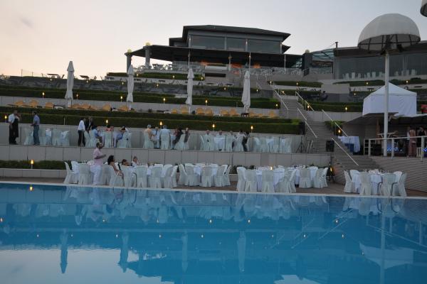 Αίθουσα δεξιώσεων Ribas Riviera  Βάπτιση στην παραλιακή