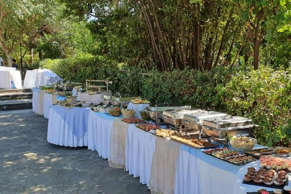 Catering Βάπτισης Tasty Planet