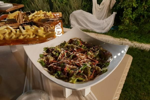 The Glam Gourmet Catering Βάπτισης