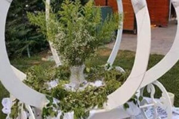 Κτήμα για Βάπτιση Forest Cavallari Βαρυμπόμπη